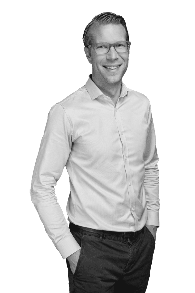 ruben de visser, easy noise control, account manager